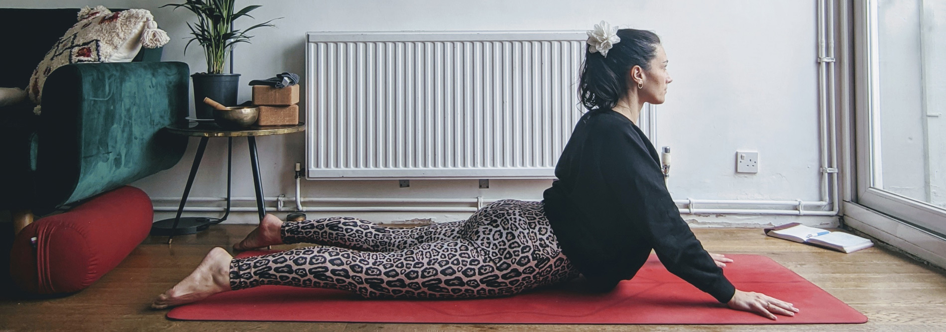 Formation continue: Yin yoga