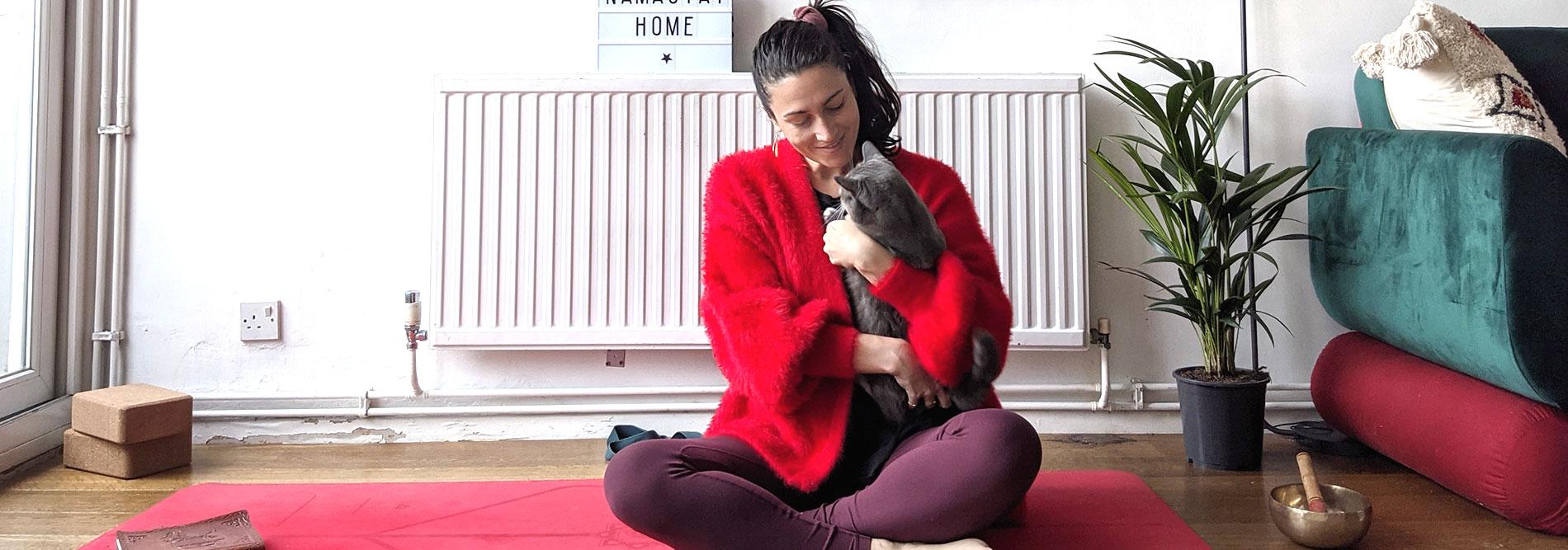 #2 Guided Meditation & Pranayama — 10min video